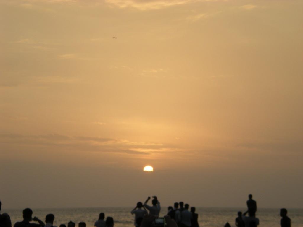 Sunrise @ Kanyakumari