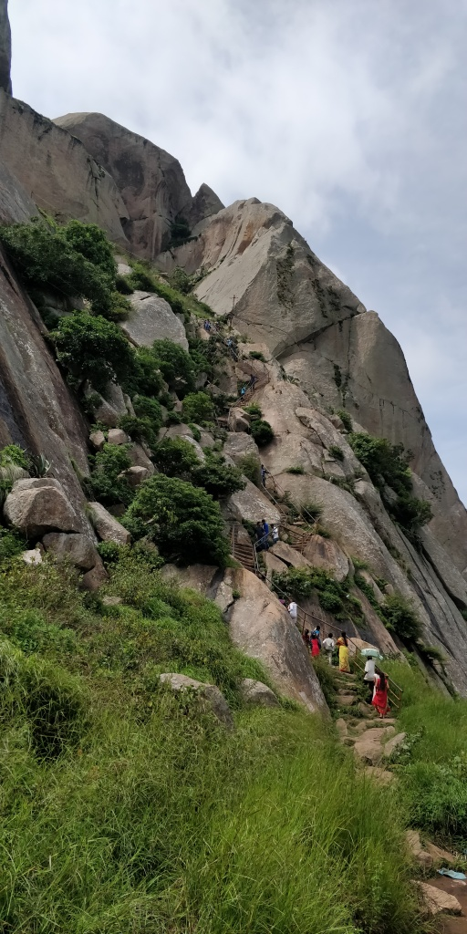 Shivagange Trail