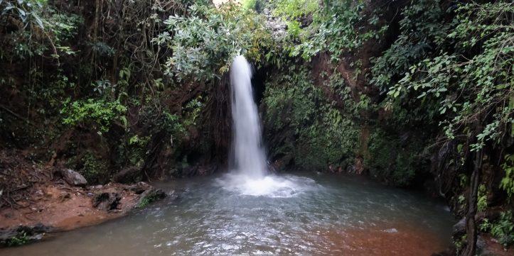 Apsarakonda Waterfalls