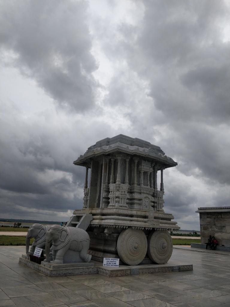 Stone chariot @ Sri Venugopala Swamy Temple
