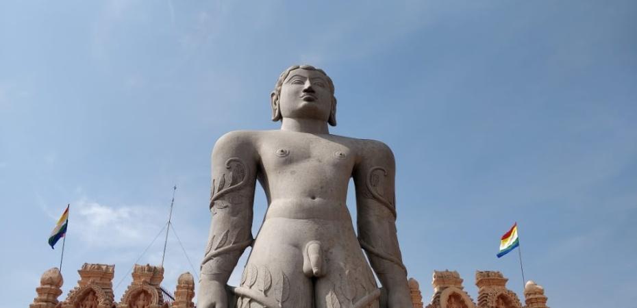 Gommateshwara @ Shravanabelagola