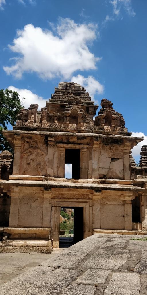 Sampige Siddeshwara Temple @ Chitradurga Fort