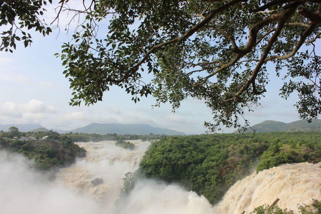Gaganachukki Waterfalls